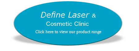 define laser skin care products